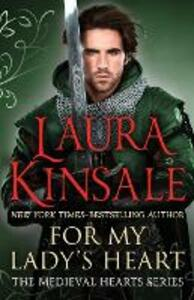 For My Lady's Heart - Laura Kinsale - cover
