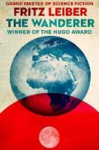 The Wanderer - Fritz Leiber - cover