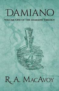 Damiano - R. A. MacAvoy - cover
