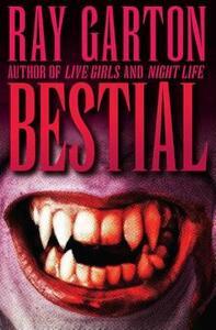 Bestial - Ray Garton - cover