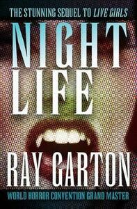 Night Life - Ray Garton - cover