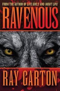Ravenous - Ray Garton - cover