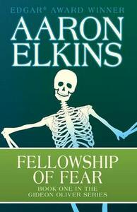 Fellowship of Fear - Aaron Elkins - cover
