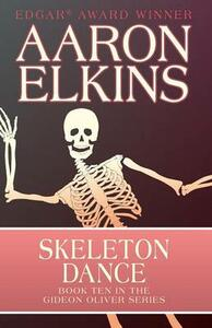 Skeleton Dance - Aaron Elkins - cover
