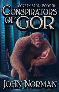 Conspirators of Gor - John Norman - cover