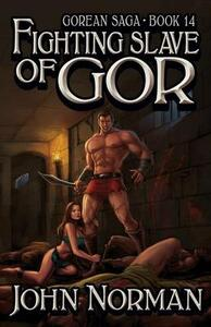 Fighting Slave of Gor - John Norman - cover