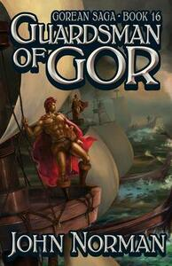 Guardsman of Gor - John Norman - cover
