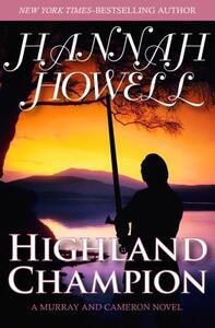 Highland Champion - Hannah Howell - cover