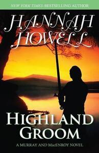 Highland Groom - Hannah Howell - cover