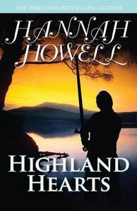 Highland Hearts - Hannah Howell - cover