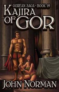 Kajira of Gor - John Norman - cover