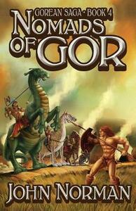 Nomads of Gor - John Norman - cover