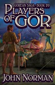 Players of Gor - John Norman - cover
