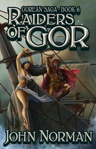 Raiders of Gor - John Norman - cover