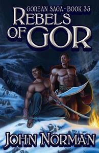 Rebels of Gor - John Norman - cover