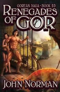 Renegades of Gor - John Norman - cover