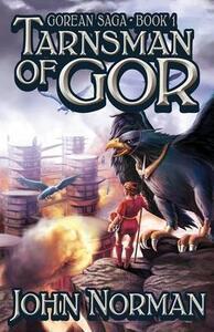 Tarnsman of Gor - John Norman - cover
