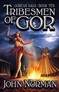 Tribesmen of Gor - John Norman - cover