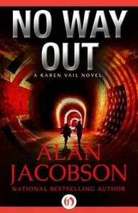 No Way Out - Alan Jacobson - cover