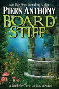 Board Stiff - Piers Anthony - cover
