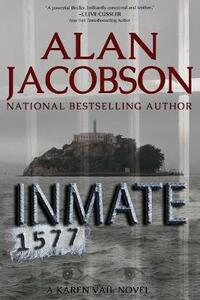 Inmate 1577 - Alan Jacobson - cover