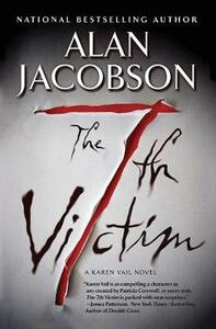 The 7th Victim: A Novel - Alan Jacobson - cover
