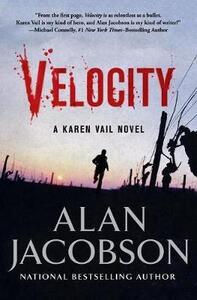 Velocity - Alan Jacobson - cover