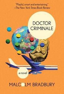 Doctor Criminale - Malcolm Bradbury - cover