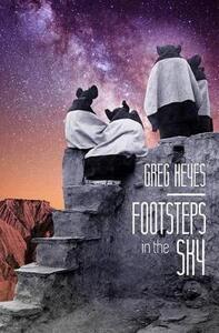 Footsteps in the Sky - Greg Keyes - cover