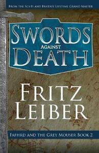 Swords Against Death - Fritz Leiber - cover