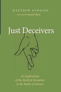 Just Deceivers - Matthew Newkirk - cover