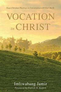 Vocation in Christ - Imliwabang Jamir - cover