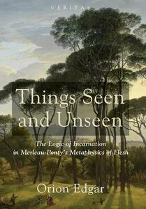 Things Seen and Unseen - Orion Edgar - cover