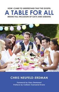 A Table for All - Chris Neufeld-Erdman - cover
