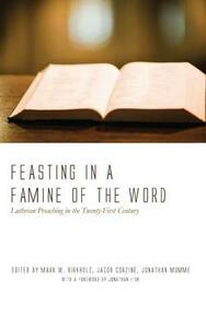 Feasting in a Famine of the Word - cover