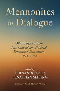 Mennonites in Dialogue - cover