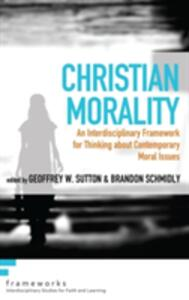 Christian Morality - cover