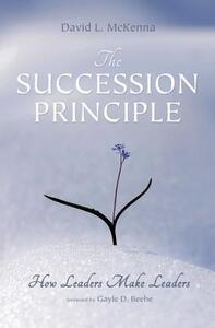 The Succession Principle - David L McKenna - cover