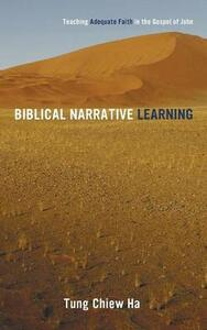 Biblical Narrative Learning - Tung Chiew Ha - cover