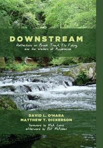 Downstream - David L O'Hara,Matthew T Dickerson - cover