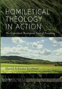 Homiletical Theology in Action - cover