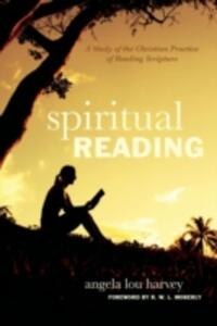 Spiritual Reading - Angela Lou Harvey - cover