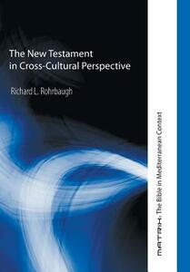 The New Testament in Cross-Cultural Perspective - Richard L Rohrbaugh - cover