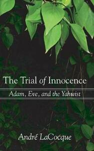 The Trial of Innocence - Andre Lacocque - cover