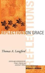 Reflections on Grace - Thomas a Langford - cover