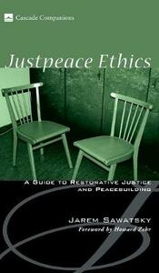 Justpeace Ethics - Jarem Sawatsky - cover