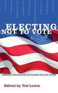 Electing Not to Vote - cover