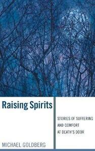 Raising Spirits - Michael Goldberg - cover