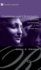 Feminism and Christianity - Caryn D Riswold - cover