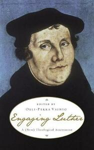 Engaging Luther - cover